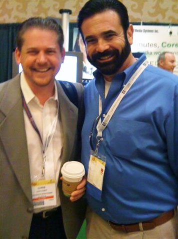 Chris McKay & The Late Billy Mays