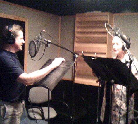 Chris McKay & Dr. Janet